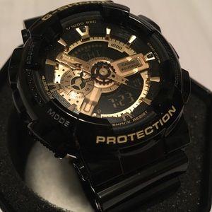 Limited Ed Casio G Shock Watch